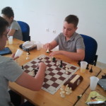 Šah kamp Pag 2014.
